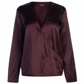 Firetrap Satin Top