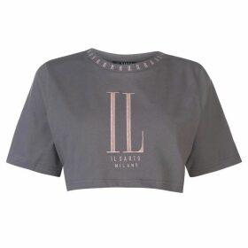 IL SARTO Roma Crop T Shirt