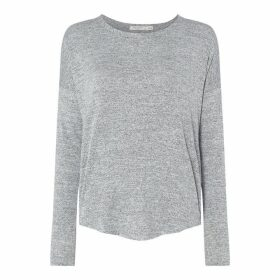 Rag and Bone Rag & Bone Hudson Long Sleeved Tee