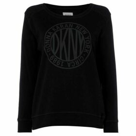 DKNY Crew neck logo sweat