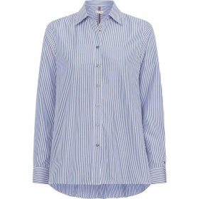 Tommy Hilfiger Freda Pleated Shirt