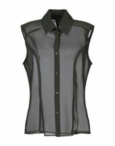 MDM MADEMOISELLE DU MONDE SHIRTS Shirts Women on YOOX.COM