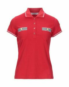 COOPERATIVA PESCATORI POSILLIPO TOPWEAR Polo shirts Women on YOOX.COM