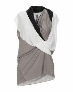 RICK OWENS LILIES TOPWEAR T-shirts Women on YOOX.COM