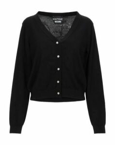 BOUTIQUE MOSCHINO KNITWEAR Cardigans Women on YOOX.COM