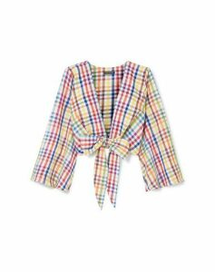 MDS STRIPES SHIRTS Blouses Women on YOOX.COM