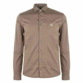 Boss My Pop 2 Shirt - Khaki 025