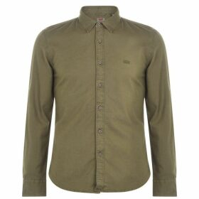 Levis Battery Shirt - Olive Night GD