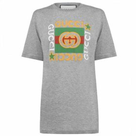 Gucci Star Logo T Shirt