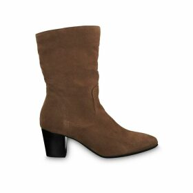 Juna Leather Boots