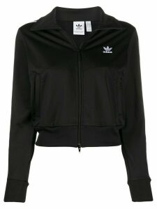 adidas Firebird tracksuit top - Black