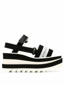 Stella McCartney Sneakelyse sandals - Black