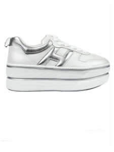 Hogan White H449 Sneakers