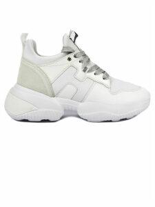 Hogan White Interaction Sneakers