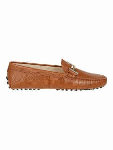 Tods Loafer Rubbers Double T
