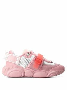 Moschino Teddy sneakers - PINK