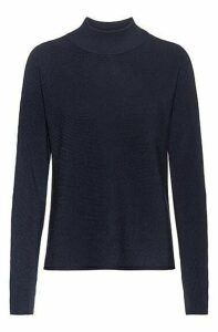 Relaxed-fit sweater in extra-fine merino