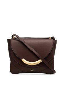 Wandler Luna arch shoulder bag - Red