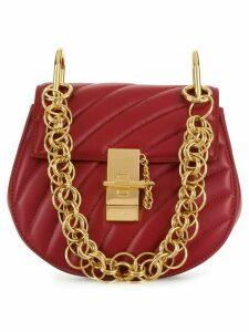 Chloé Drew Bijou mini shoulder bag - Red