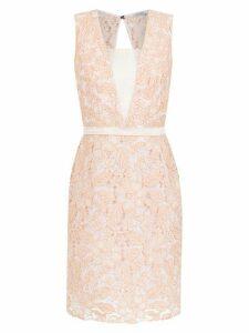 Tufi Duek lace tube dress - PINK