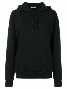 Balenciaga logo hoodie - Black