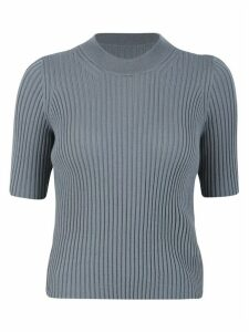Maison Margiela Ribbed Knit Sweater