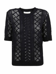 See by Chloé Jersey Lace