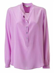 Stella McCartney Round Collar Buttoned Shirt