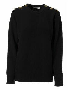 Givenchy Embellished Shoulder Sweatshirt