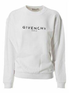 Givenchy Logo Front Sweatshirt