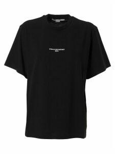 Stella McCartney Front Logo Print T-shirt