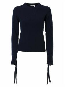 Chloé Side Laced Detail Pullover