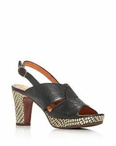 Chie Mihara Women's Eskol Slingback Platform Sandals