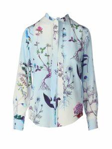 Stella McCartney Sonya Flora-print Blouse