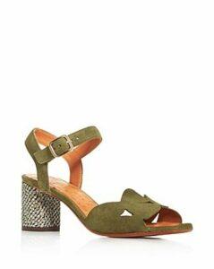 Chie Mihara Women's Loran Block-Heel Sandals