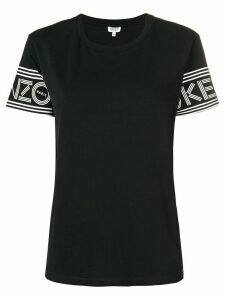 Kenzo logo short-sleeve T-shirt - Black
