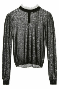 Philosophy di Lorenzo Serafini Knit With Collar