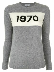 Bella Freud 1970 jumper - Grey