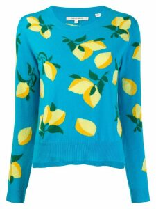 Chinti and Parker lemons sweater - Blue