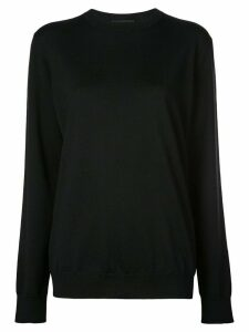 WARDROBE. NYC Release 01 jumper - Black
