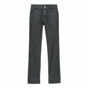 Bootcut Jeans, Length 32