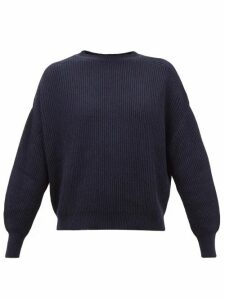 Max Mara Leisure - Elisir Sweater - Womens - Navy