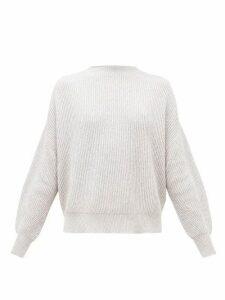 Max Mara Leisure - Elisir Sweater - Womens - Light Grey