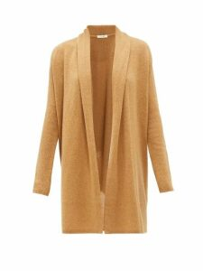 The Row - Marndi Cashmere Waterfall Cardigan - Womens - Camel