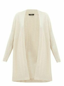Weekend Max Mara - Rum Longline Cardigan - Womens - Beige