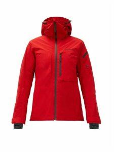 Peak Performance - Alpine 2l Technical Ski Jacket - Womens - Red