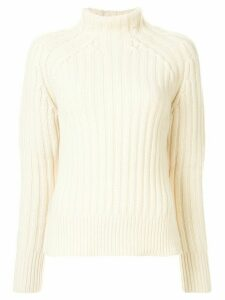 Polo Ralph Lauren ribbed knit jumper - White