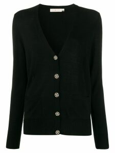 Tory Burch V-neck cardigan - Black