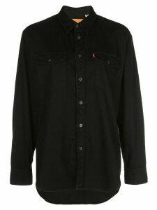 WARDROBE. NYC x Levi's Release 04 denim shirt - Black