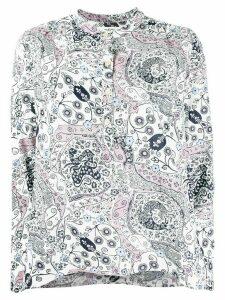 Isabel Marant Étoile floral-print shirt - NEUTRALS